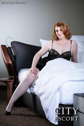 Actrice Escort - Leah